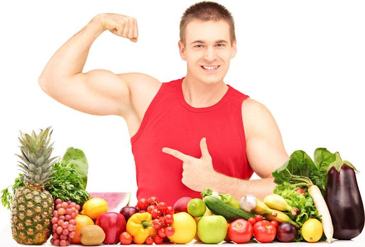 dieta a volume per aumentare la massa muscolare