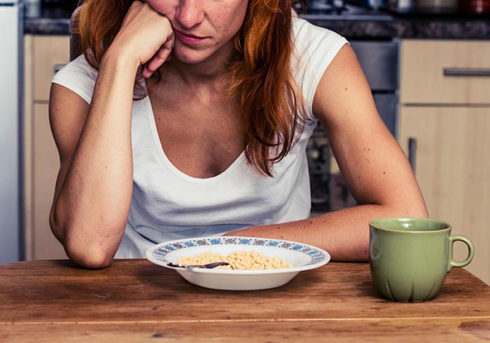 perdere peso pur mangiando
