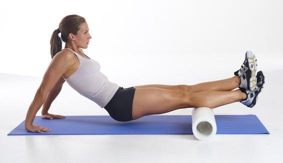 stretching-polpacci-roller-foam