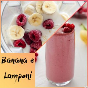 frullato-banana-lamponi